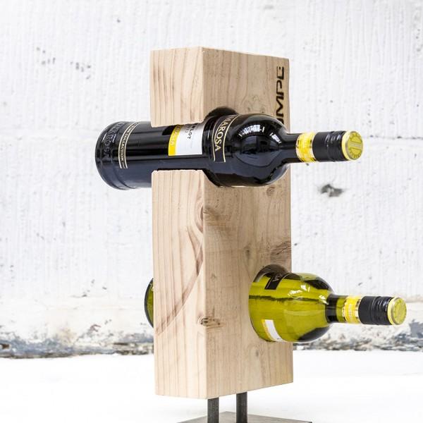 wijnfles houder